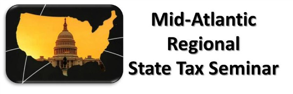 Basking Ridge, NJ - Mid-Atlantic Regional State Tax Seminar